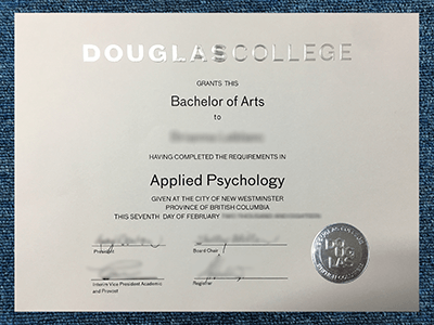 Get Fake Douglas College Diplomas Online, Order Fake Douglas College Degrees