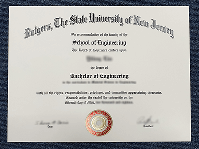 How To Get Fake Rutgers Diploma? Order Fake Bachelor Degree