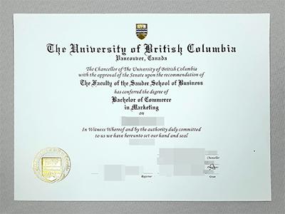 Buy University Of British Columbia Diploma Online, Get Fake UBC Degree