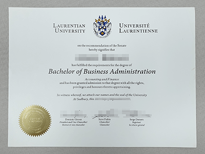 How To Buy A Fake Laurentian University Bachelor Degree? Get Fake Laurentian University Diploma