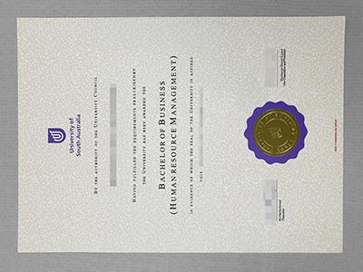 Purchase A Fake University Of South Australia Diploma, How To Buy Fake UniSA Degree?