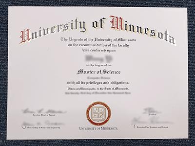 Where To Buy Fake UMN Diploma, Order Fake University Of Minnesota Degree