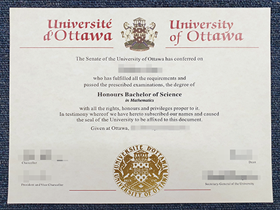 Buy A Fake University Of Ottawa Diploma, Get Fake University Of Ottawa Degree