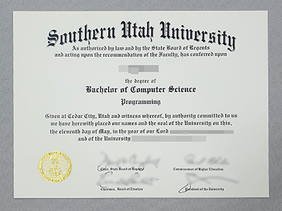 Why Buy A Fake SUU Diploma Online?