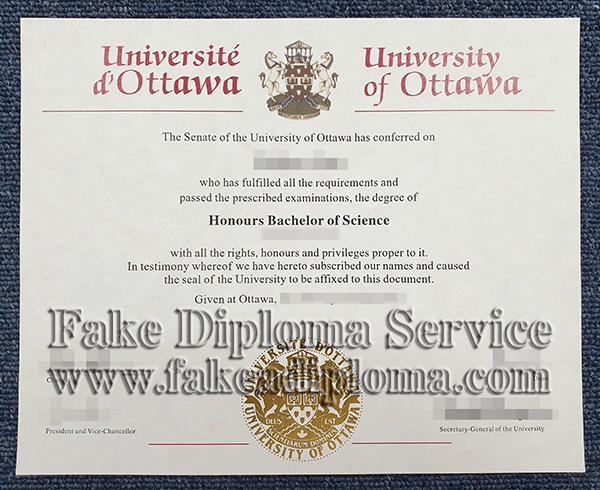 University of Ottawa degree, buy fake diplomas from the University of Ottawa.