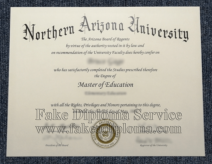 fake Northern Arizona University diplomas, fake NAU degree.