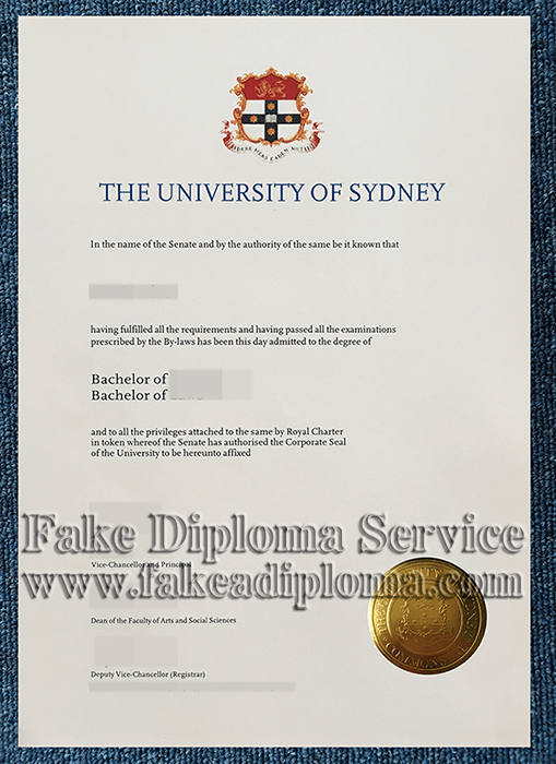 The University of Sydney Diploma, Fake USYD Degrees