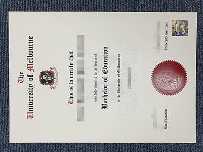 How To Buy Fake Melbourne U Degree And Transcript?