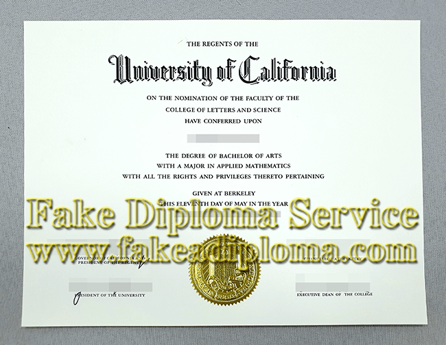 Fake Berklee College Of Music Diploma