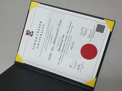 How To Get Fake Simon Fraser University Diplomas Online?