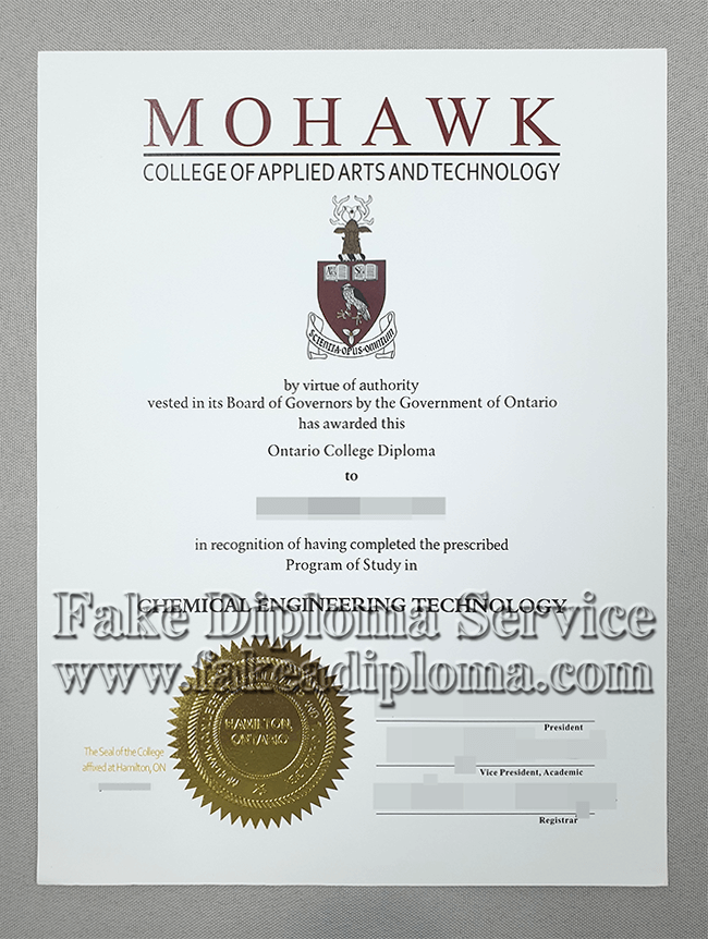 fake Mohawk College of Applied Arts and Technology diploma. fake Mohawk College of Applied Arts and Technology degree.