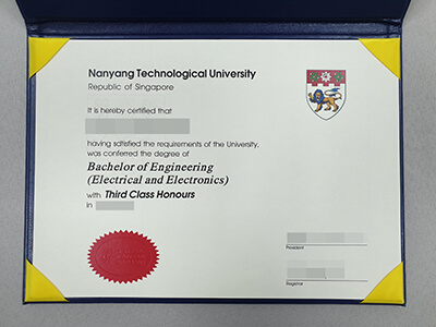 How to Get A Fake Nanyang Technological University Diploma Online?