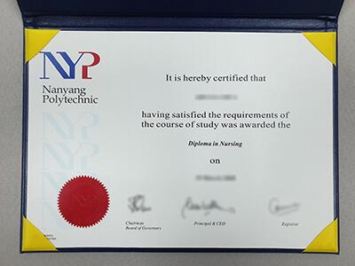 Get Fake Nanyang Polytechnic Diplomas Online