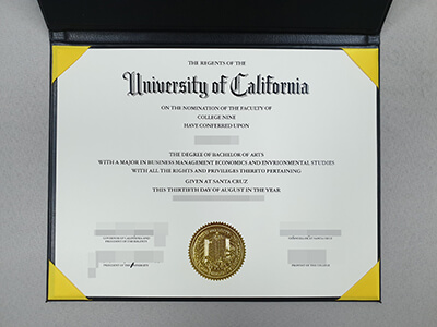 Where to Buy Fake UCSC Degrees Online