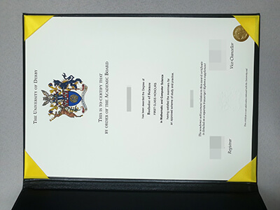 The Best Website to Buy A Fake University of Derby Diploma