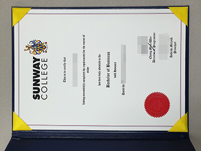 The Best Place to Buy A Fake Sunway College Diploma