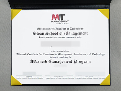 How to Get A Fake Alfred P. Sloan School of Management Diploma?