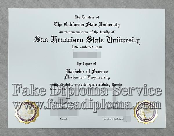 Fake University of California San Francisco Bachelor Degree, fake University of California San Francisco diploma.