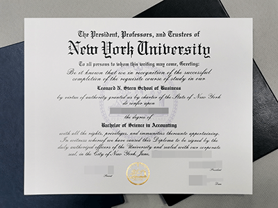 Get Fake New York University Diplomas, Fake NYU Degree Certificate