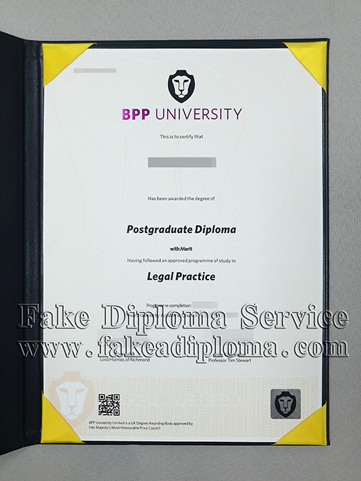 Get Fake BPP University Diploma Online, Buy Fake BPP University Degree.