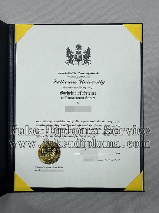 Dalhousie University fake diploma