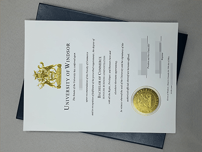 Get A Fake University of Windsor Diploma Online