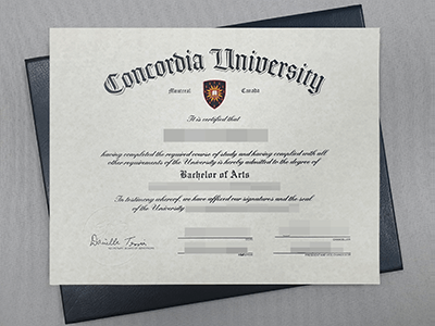 The Best Website to Get Concordia University Diploma, Fake Concordia Degree