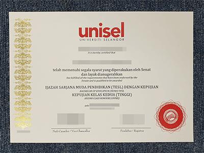 Get Fake Universiti Selangor Diplomas, Fake Universiti Selangor Degree Certificate