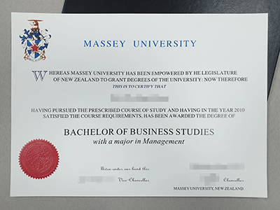Buy Massey University Fake Diplomas, Get Bachelor Degree Online