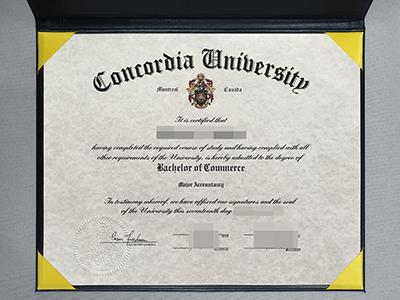 Obtain Concordia University Diploma Online, Get A Fast Fake Concordia Degree
