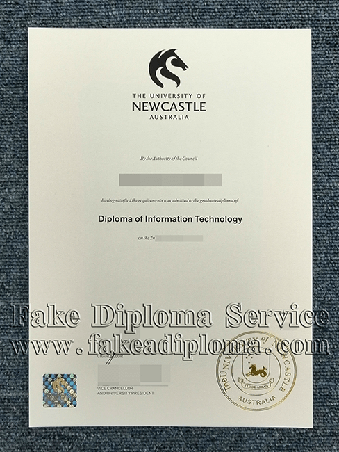 Purchase Fake University of Newcastle Diplomas, Get UoN Degree Certificate