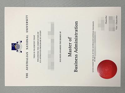 The Australian National University Diploma Sample, Buy Fake ANU Degree Certificate Online