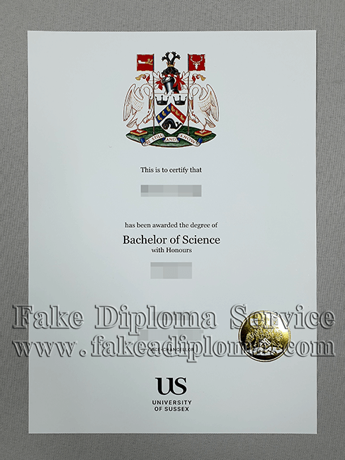 University of Sussex Diploma, University of Sussex degree