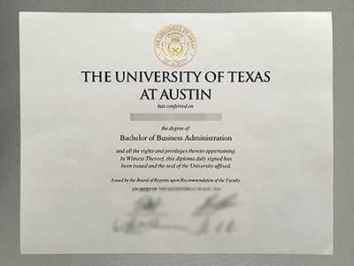 What Is University of Texas At Austind Diploma And How Does It Work?