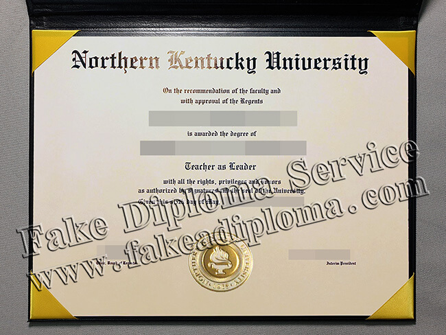 Get North Kentucky University Diploma Online