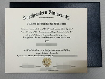 Purchasing A Northeastern University Fake Diploma(NEU Fake Degre)