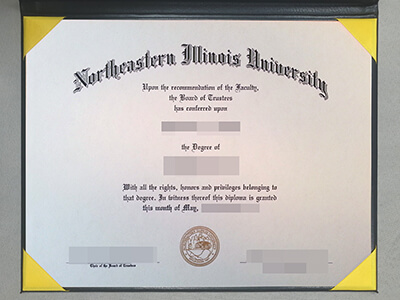 Reliable Northeastern Illinois University Fake Diploma(Fake NEIU Degree)