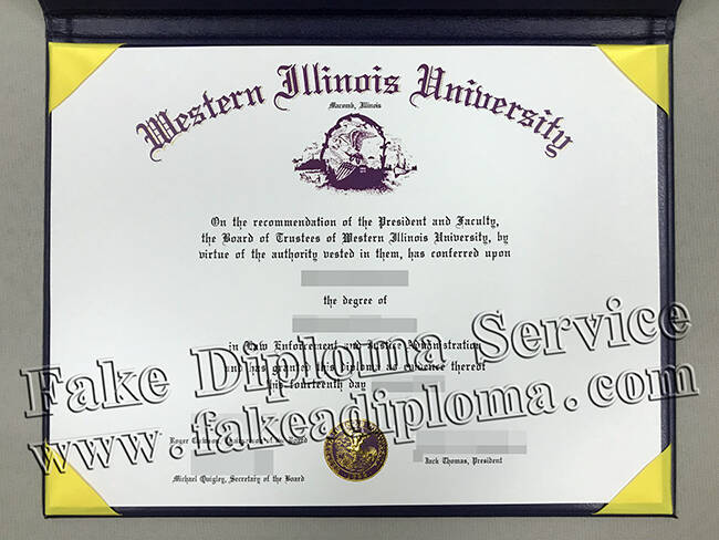 Buy a Western Illinois University Diploma,get Western Illinois University degrees