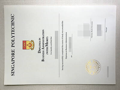 How to Use a Fake Singapore Polytechnic Diploma?
