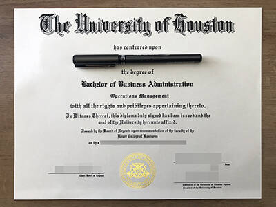 Purchasing A Fake University of Houston Degree Online