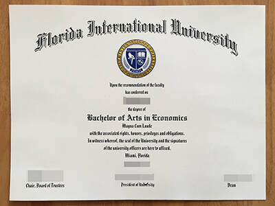 How Much For A Fake Florida International University Diploma? Copy Fake FIU Degree