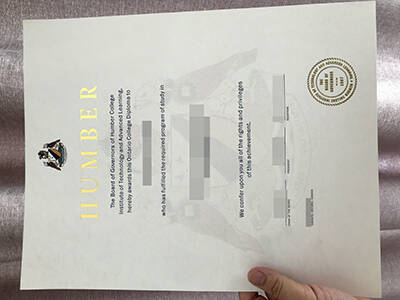 How Quickly Copy A Fake Humber College Diploma?