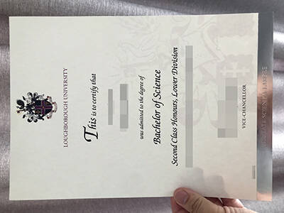 Can I Print A Fake Loughborough University Degree Certificate Online?