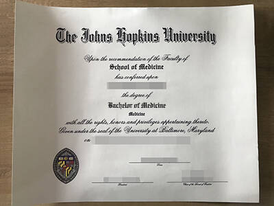 The Johns Hopkins University Fake Degree, How To Get It?