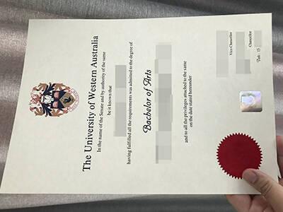 Order The University of Western Australia Fake Degree Online, The latest version