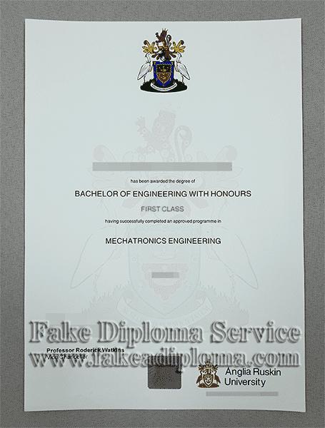 buy Anglia Ruskin University fake diploma