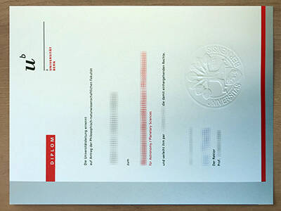 University of Bern Fake Diploma, Universität Bern gefälscht Diplom