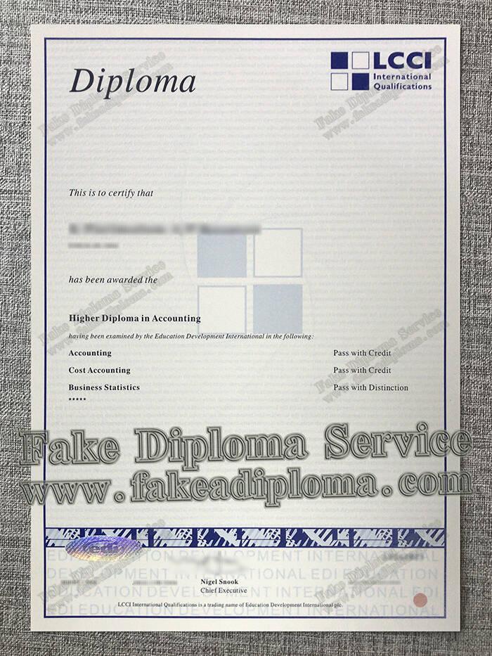 LCCI-fake-certificate-1
