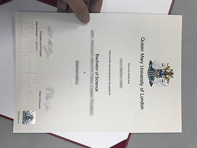 Buy A Queen Mary University of London Fake Diploma Online