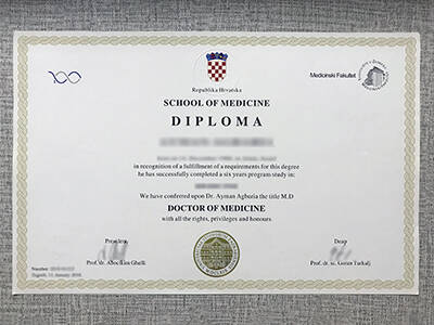 Do You Buy A University of Zagreb Fake Diploma Before?